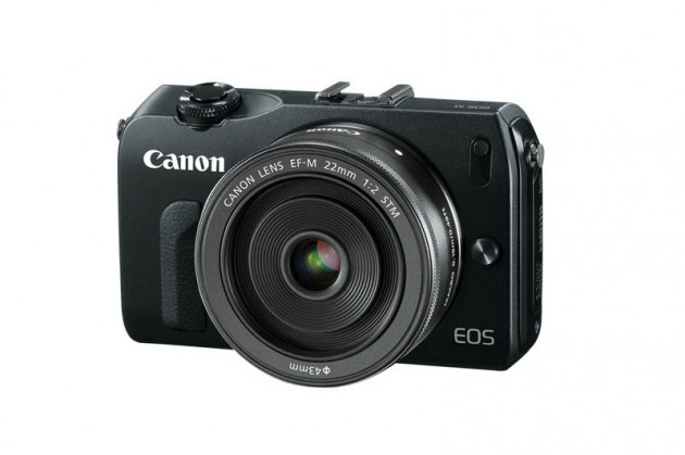 Canon Mirror-less EOS M