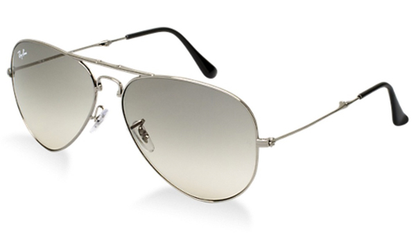 Ray-Ban's folding aviators