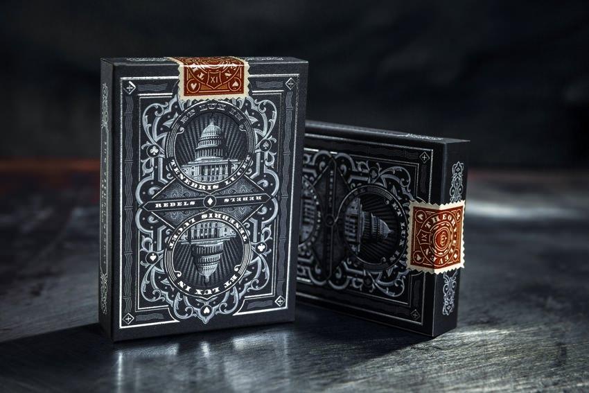 Rebel Playing Cards