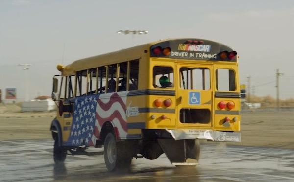 Nitro Circus Bus Drift