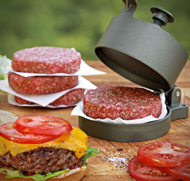 Non Stick Adjustable Hamburger Press