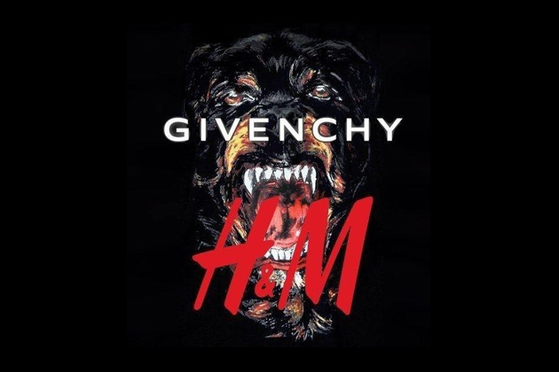 Givenchy x H&M Rumors