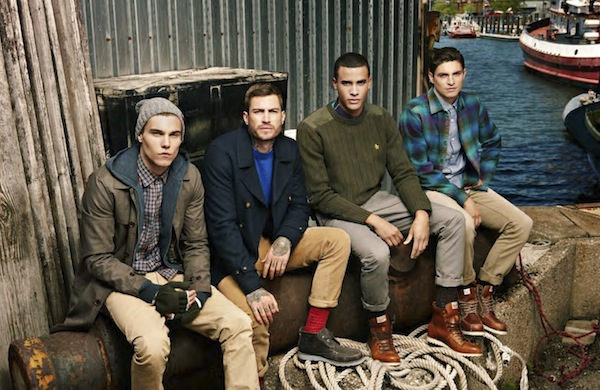 Original Penguin Fall/Winter 2012