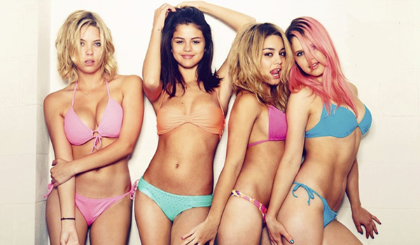 Spring Breakers Girls