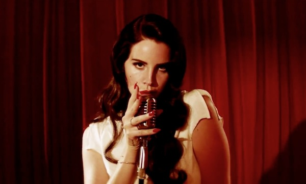 Lana Del Rey Buring Desire Music Video