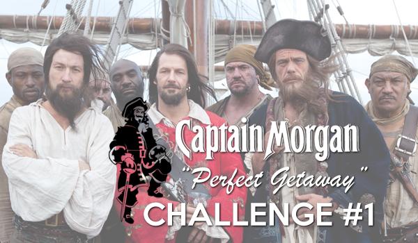 Captain Morgan: Perfect Getaway Challenge #1