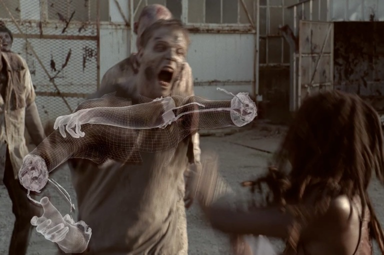 The Walking Dead VFX
