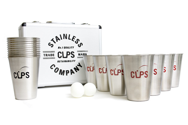 CLPS Beer Pong Set