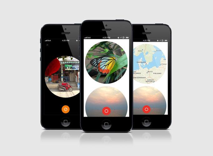 Rando iPhone App