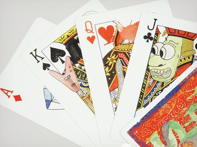 Vandal Playing Cards