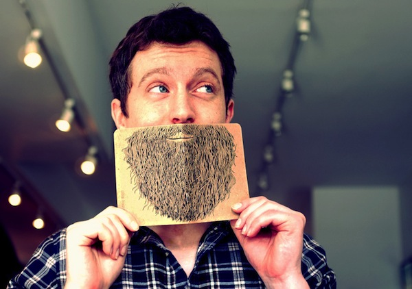 Notebook Beard