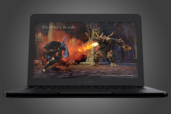 The Razer Blade
