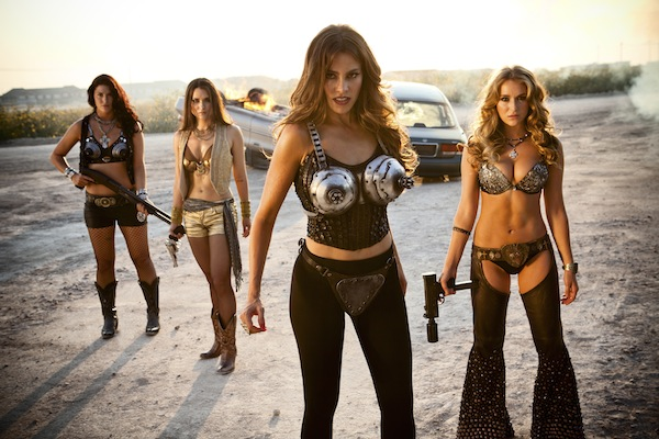 Machete Kills - Girls