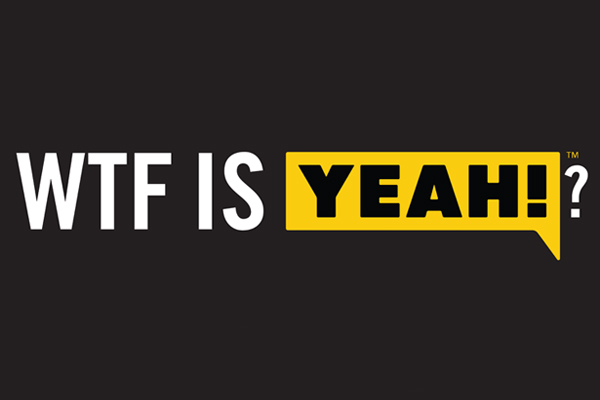 YEAH! Logo