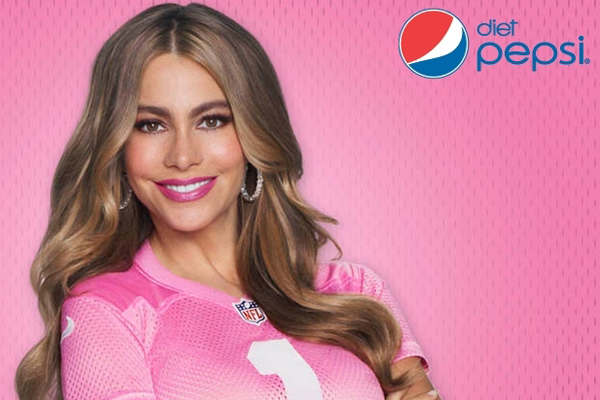 Sofia Vergara and The NFL Auction