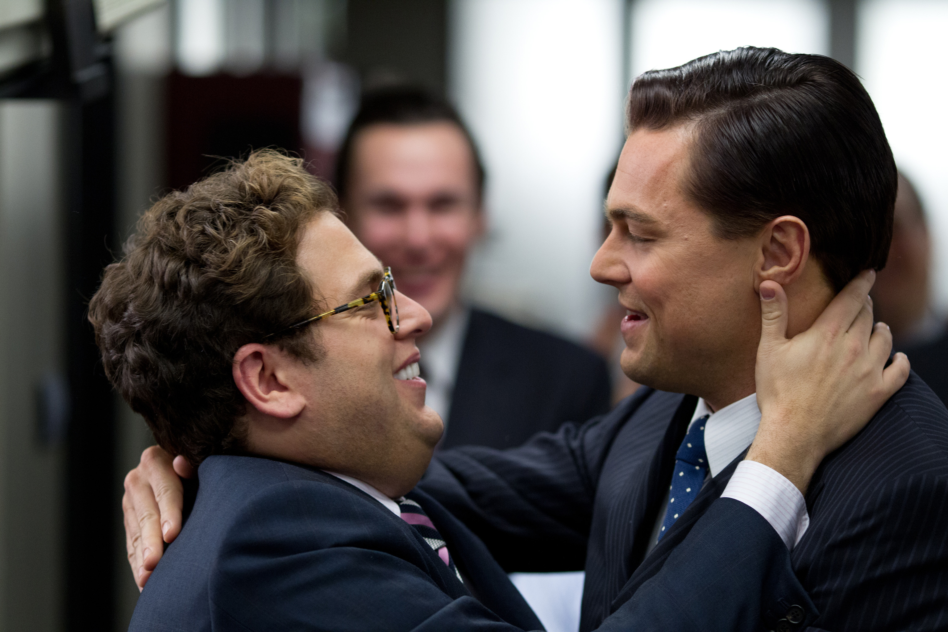 New The Wolf Of Wall Street Trailer Joe S Daily