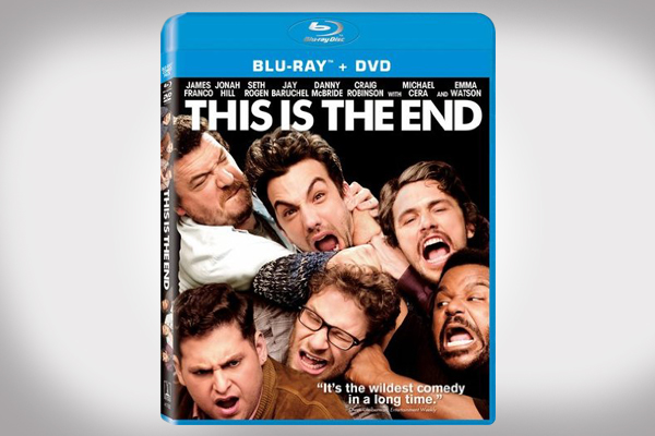 This is the End now on Blu-Ray and DVD
