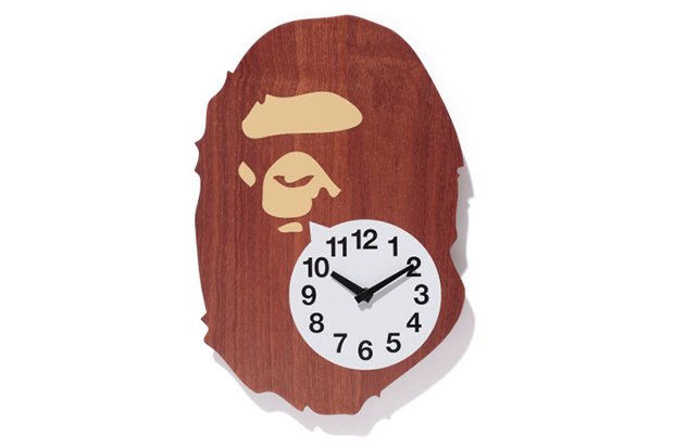 BAPE Wall Clock