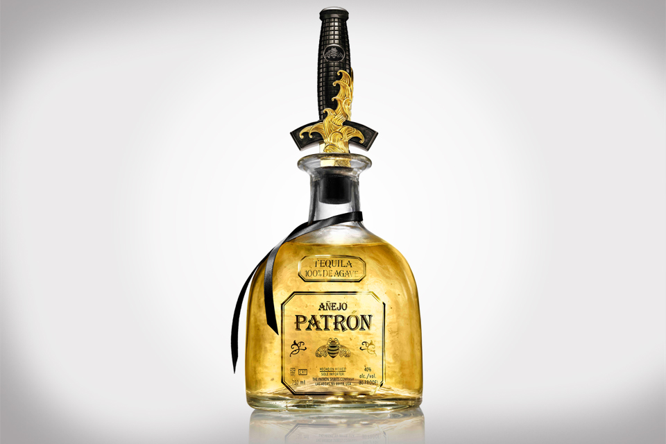 Patron x David Yurman Limited Edition Bottle Stopper