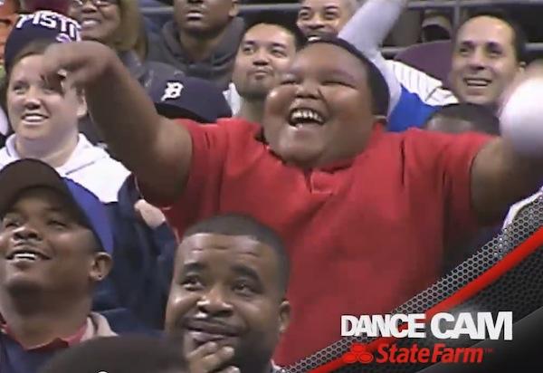 Detroit Pistons Dance Off