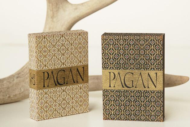 PAGAN Custom Playing Cards