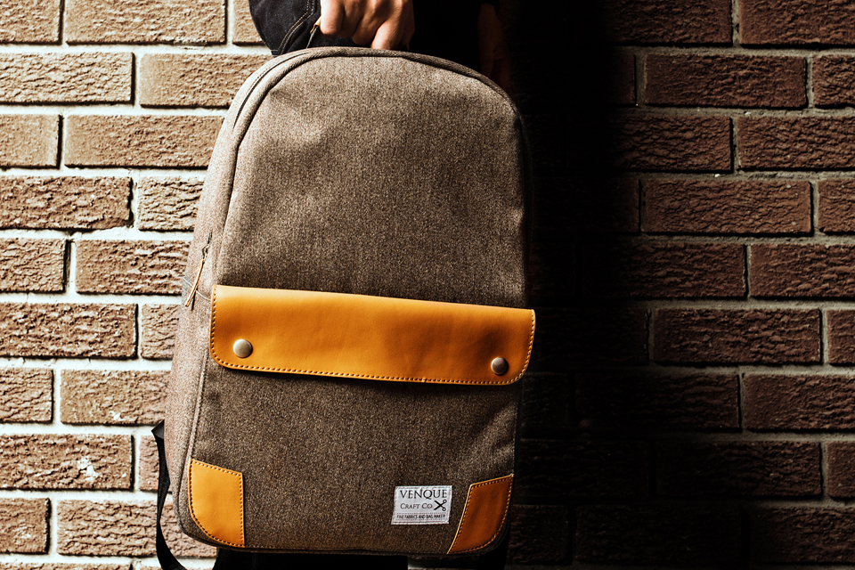 VENQUE 'The Classic' Backpack