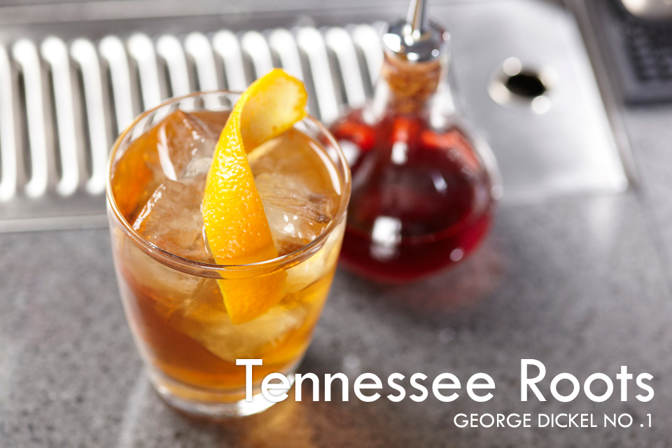 Tennessee Roots - George Dickel No. 1