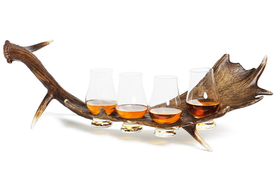 Stag Horn Whiskey Flight