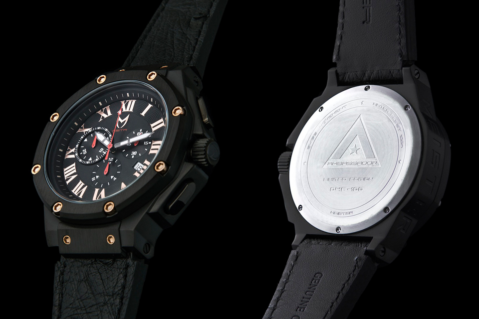 MSTR Watches | Limited Edition Chinese New Year Release