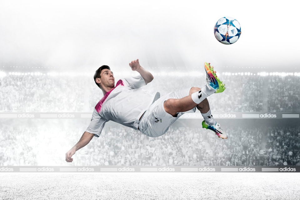 Adizero F50 Leo Messi Signature Cleat