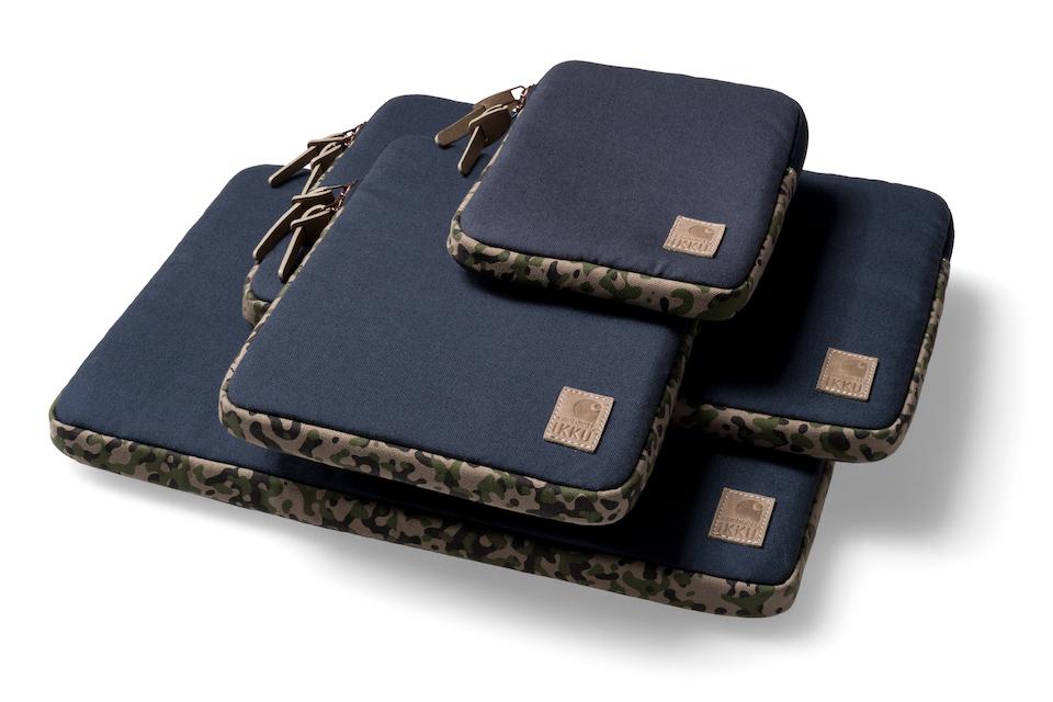 Carhartt WIP x IKKU Mobile Sleeve Collab