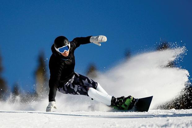 Sochi 2014 Olympics Snowboarding