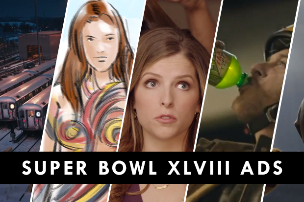 Super Bowl XLVIII Ads