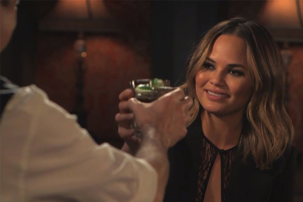 Chrissy Teigen on 3 Ridiculous Questions with Jimmy Kimmel