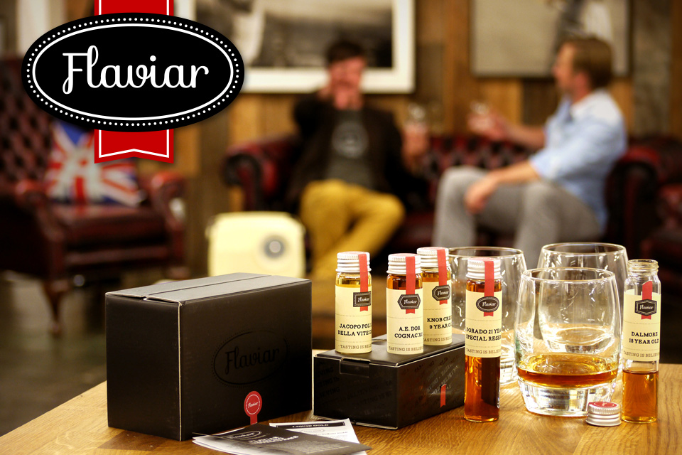 Flaviar Spirits Subscription Service