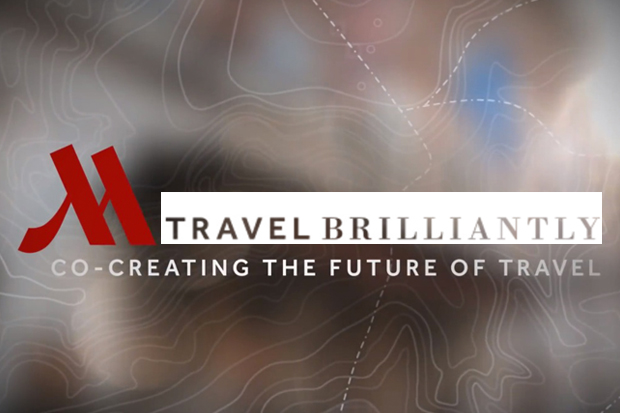 "Marriott's ""Travel Brilliantly"" Campaign"
