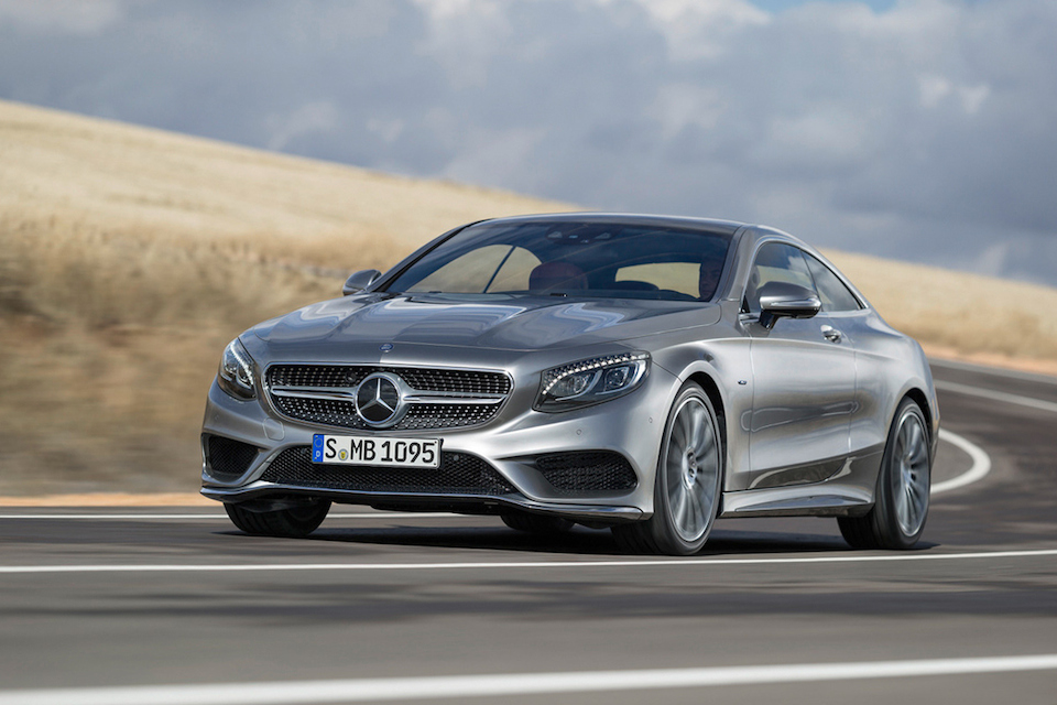 Mercedes-Benz new 2015 S-Class Coupe