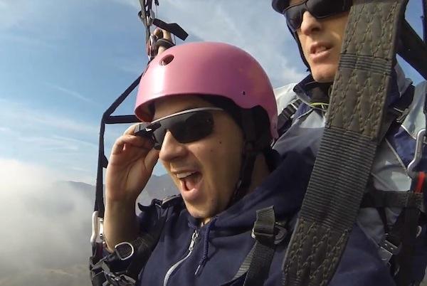 Speed Stick Challenge: Paragliding