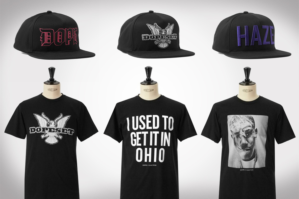 DOPE x Cam'ron Collection
