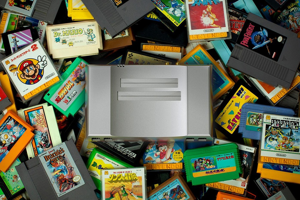 Analogue NT