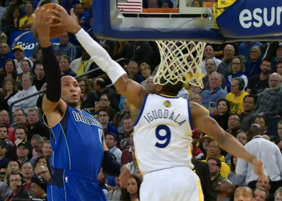 Andrew Iguodala Reign On Moment