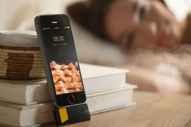 Bacon Scented Alarm Clock