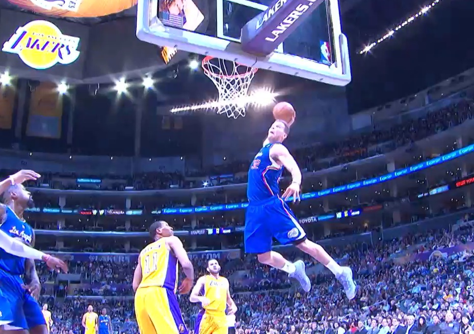 Blake Griffin Reign On play of the week