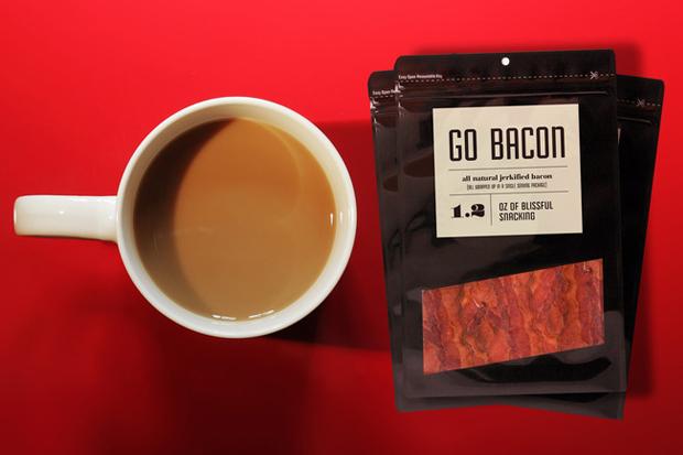 Go Bacon Jerky