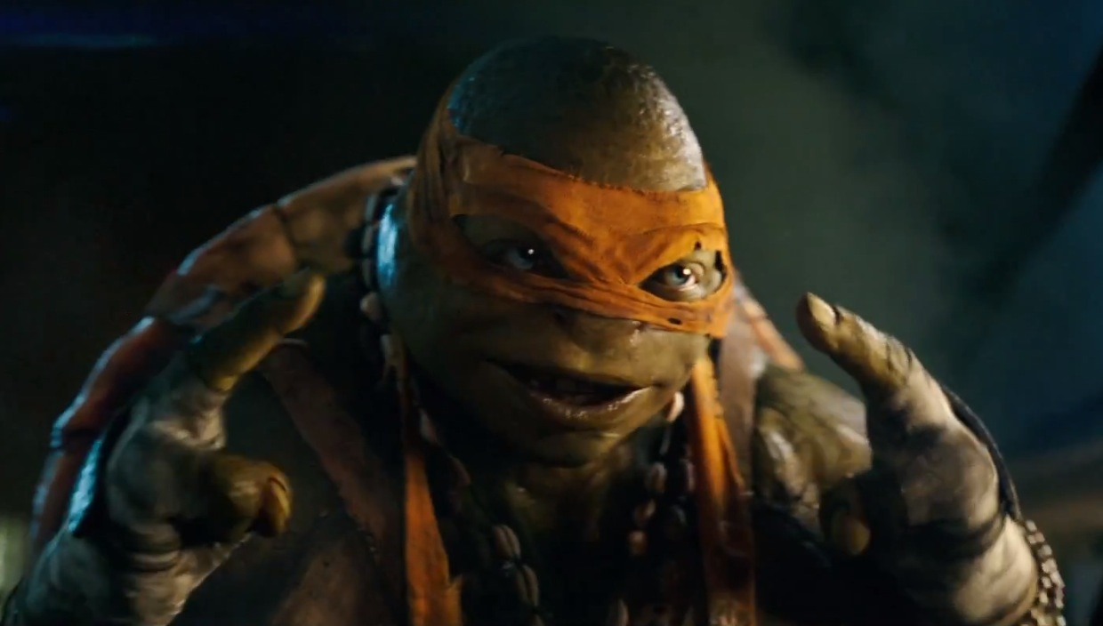 TMNT First Official Trailer
