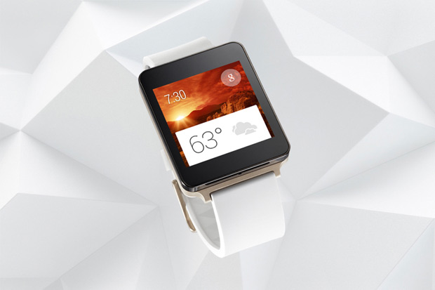 LG Android Wear G Watch