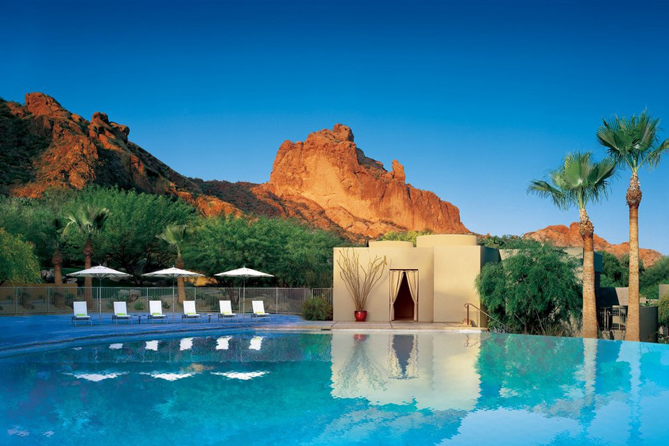 Sanctuary On Camelback Mountain Spa And Resort