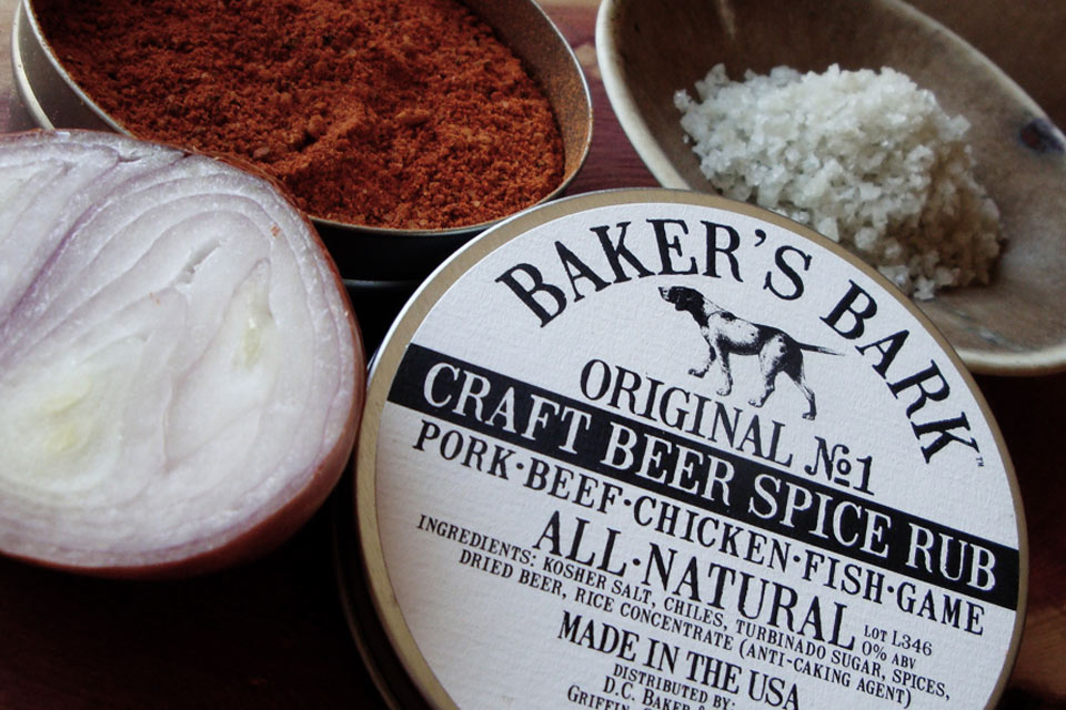 Baker's Bark: Dehydrated Craft Beer Rub
