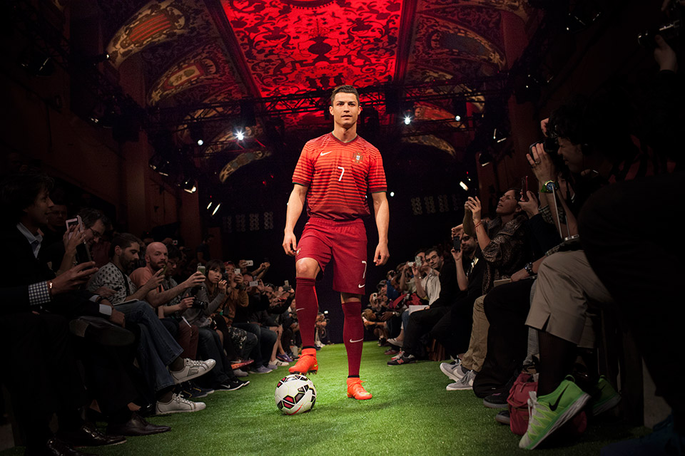 Cristiano Ronaldo inspires Nike's New Mercurial Superfly