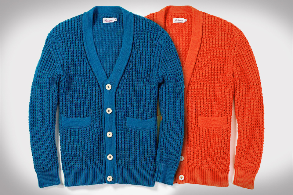 Jesse Knit Cardigan by Bolivares